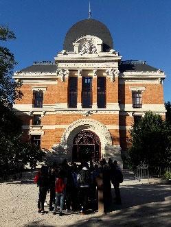 Visite du Museum d'Histoire Naturelle de Paris